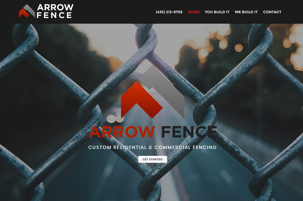 arrow-fence